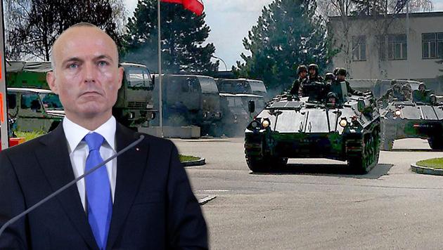 Minister Klug gegen Junkers Pläne für EU-Armee (Bild: APA/GEORG HOCHMUTH, BUNDESHEER/DOLESCHAL)