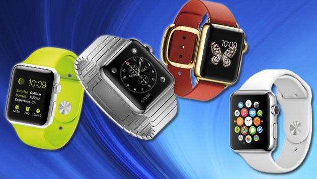 Alles, was Sie über die Apple Watch wissen müssen (Bild: thinkstockphotos.de, Apple)