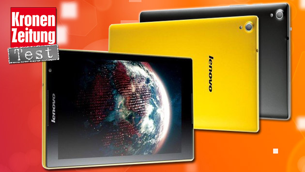 Grundsolides Lese-Tablet: Lenovo Tab S8 im Test (Bild: thinkstockphotos.de, Lenovo)