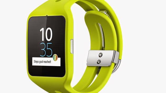 Sony Smartwatch 3 (Bild: Sony)