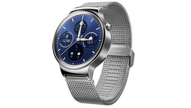 Huawei Watch (Bild: Huawei)