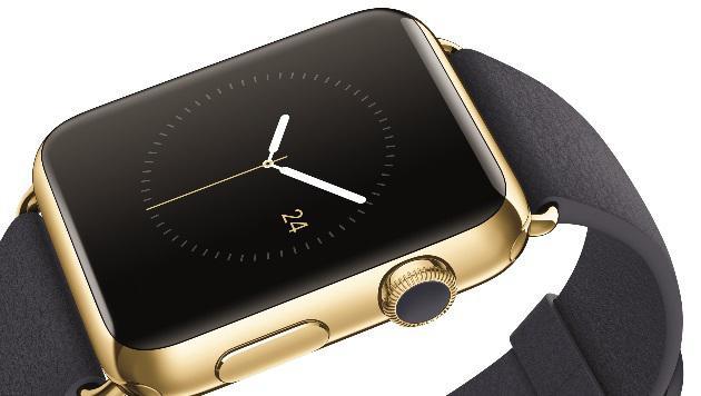 Edelmarken suchen Antwort auf Smartwatch-Rivalen (Bild: Apple)