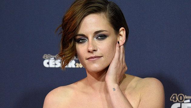 Kristen Stewart hatte eine Affäre mit einem verheirateten Regisseur - und gestand dies öffentlich. (Bild: EPA)