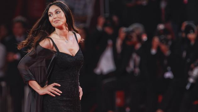 Monica Bellucci (Bild: AP)