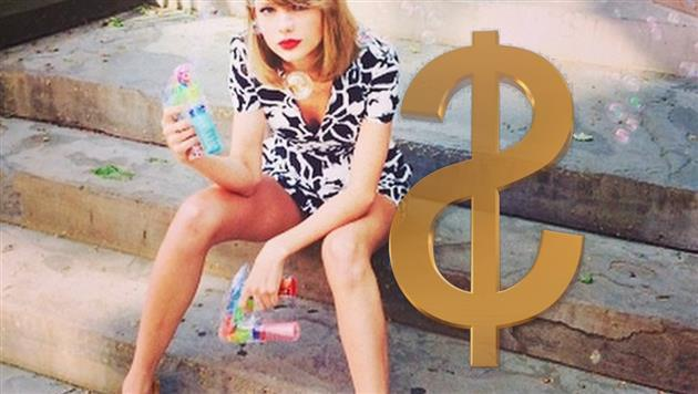 """Taylor Swift ist laut """"Maxim"""" die heißeste Frau (Bild: Zoomin.TV)"""