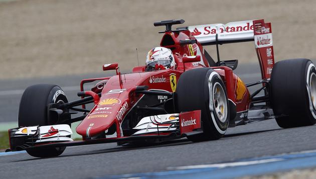 Sebastian Vettel (Bild: AP)