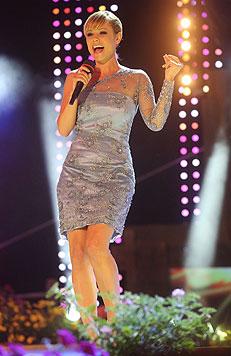 Francine Jordi (Bild: Uta Rojsek-Wiedergut)