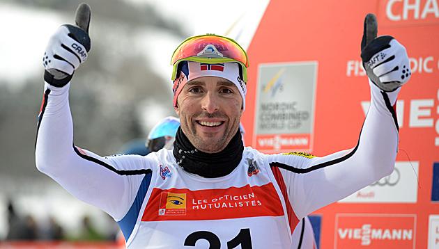 Magnus Moan (Bild: APA/EPA/PATRICK SEEGER)