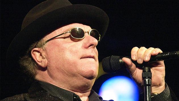 Van Morrison live in der Wiener Stadthalle zu Gast (Bild: Martial Trezzini)