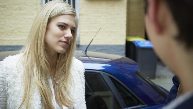 """Larissa Marolt: Krimi-Rolle bei """"Alarm für Cobra 11"""" (Bild: © RTL / Guido Engels)"""