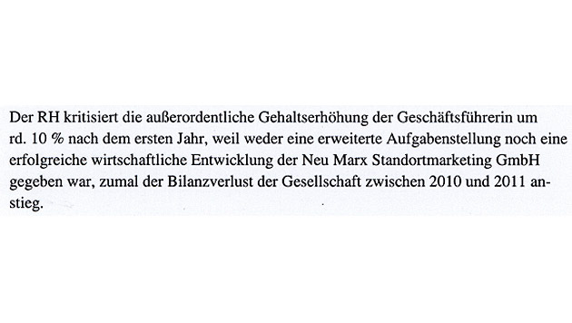 Media Quarter Marx: Hohe Kosten & teure Geschenke (Bild: RK, Krone)