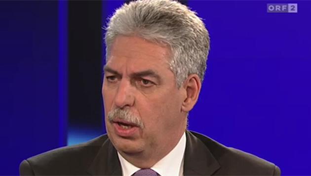 Schelling: Reformpaket wird nicht aufgeschnürt (Bild: tvthek.orf.at)