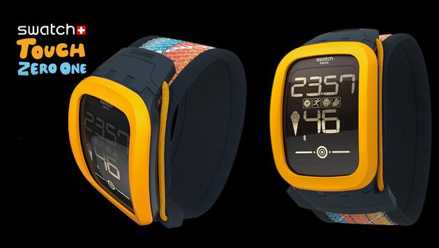 Swatch steigt im Sommer ins Smartwatch-Rennen ein (Bild: Swatch)