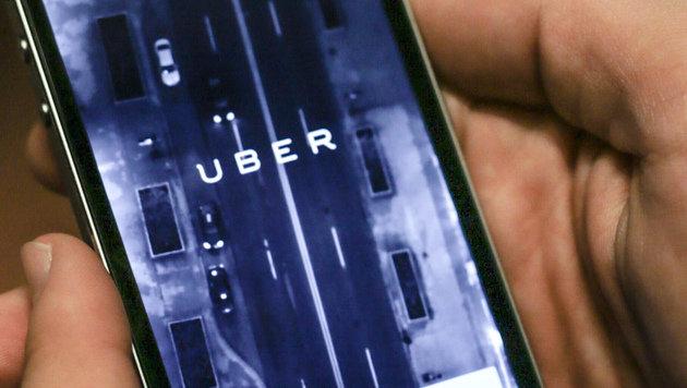 Uber reicht Beschwerde gegen Deutschland ein (Bild: AP)