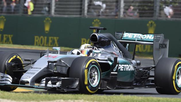 Lewis Hamilton (Bild: AP)