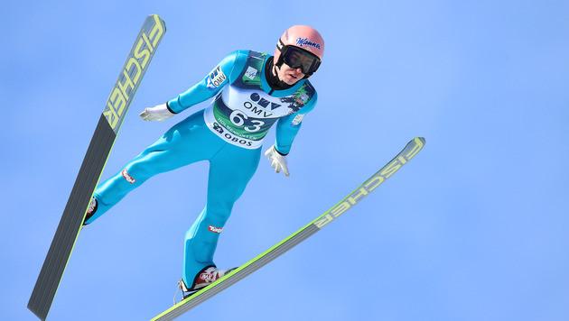 Skisprung-Weltcup: Drei Adler für alle Fälle (Bild: GEPA)