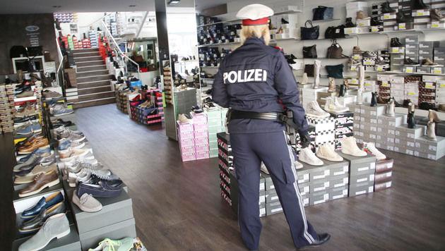 Erst im vergangenen November hat das Schuhgeschäft seine Filiale in Klagenfurt eröffnet. (Bild: Uta Rojsek-Wiedergut)