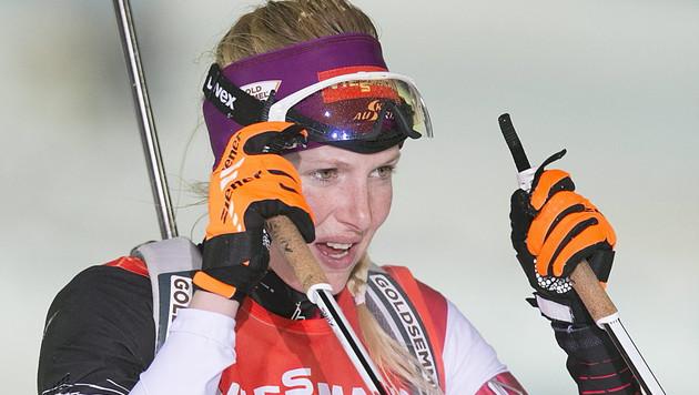 Hauser bei Biathlon-WM mit starkem Abschluss (Bild: APA/EPA/MAURI RATILAINEN)