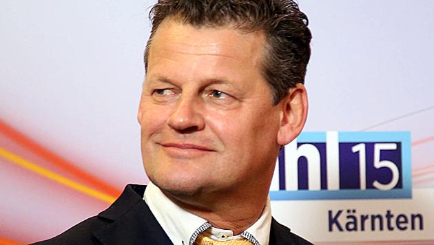 Der bisherige Amstinhaber Christian Scheider (FPÖ) muss seinen Platz räumen. (Bild: Uta Rojsek-Wiedergut)