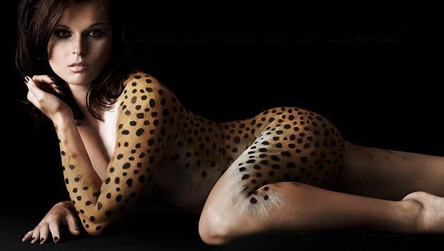 Anna Fenninger und ihr Geparden-Geheimnis (Bild: Thomas Kettner)