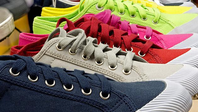 Australier hortete 1.000 gestohlene Paar Schuhe (Bild: thinkstockphotos.de (Symbolbild))