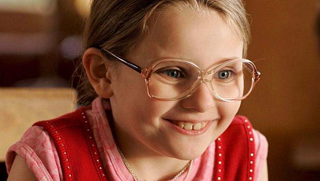 "Als pummeliges, bebrilltes Mädchen wurde Abigail Breslin in ""Little Miss Sunshine"" berühmt. (Bild: Eric Lee/EPA/picturedesk.com)"