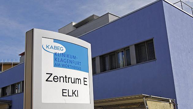 Nichte vor Ertrinken gerettet - Helfer im Spital (Bild: APA/GERT EGGENBERGER (Symbolbild))