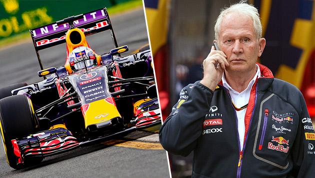 Red Bull denkt über Ausstieg aus der Formel 1 nach (Bild: APA/ EPA/SRDJAN SUKI, APA/EPA/DAVID EBENER)