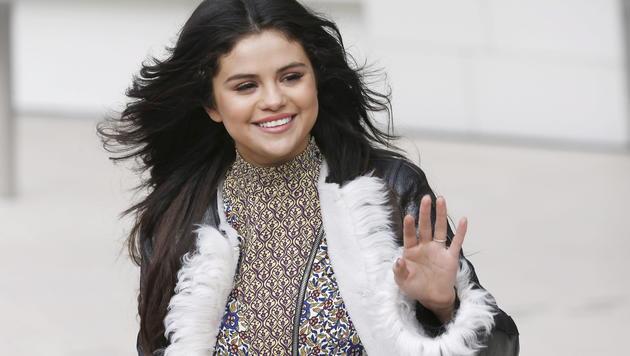 Selena Gomez (Bild: EPA)