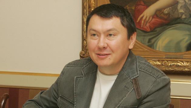 Rakhat Aliyev (Bild: ANDI SCHIEL)