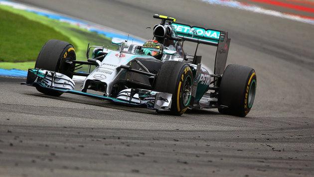 Nico Rosberg (Bild: APA/EPA/JENS BUETTNER)
