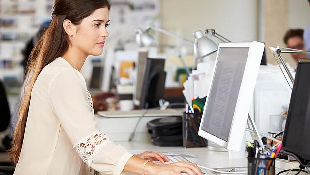 Viele Österreicher mit Technik im Job überfordert (Bild: thinkstockphotos.de)
