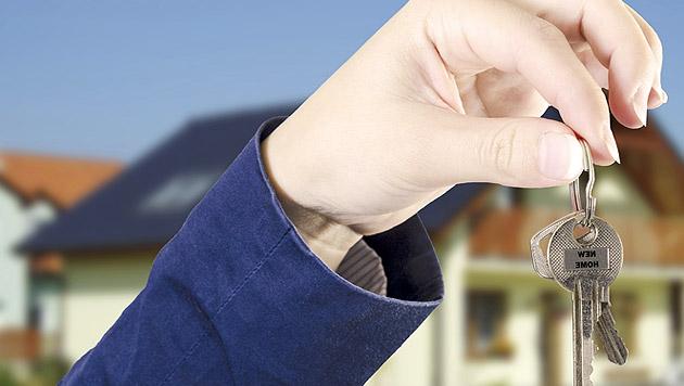 Wann es sich auszahlt, noch Immobilien zu schenken (Bild: thinkstockphotos.de)