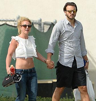 Britney und Charlie Ebersol (Bild: Viennareport)