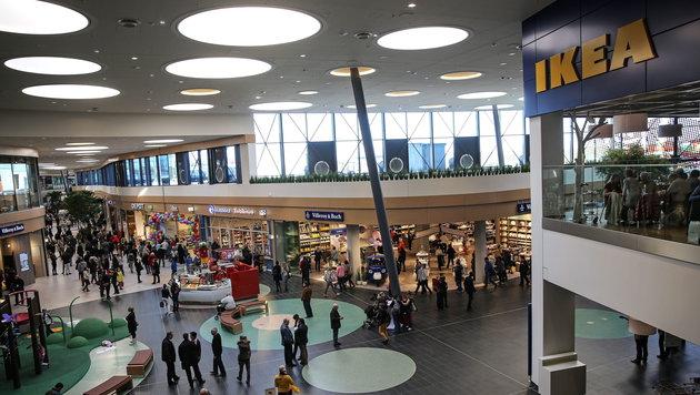 Steuerdeals mit Niederlande? EU hat Ikea im Visier (Bild: APA/EPA/AXEL HEIMKEN)
