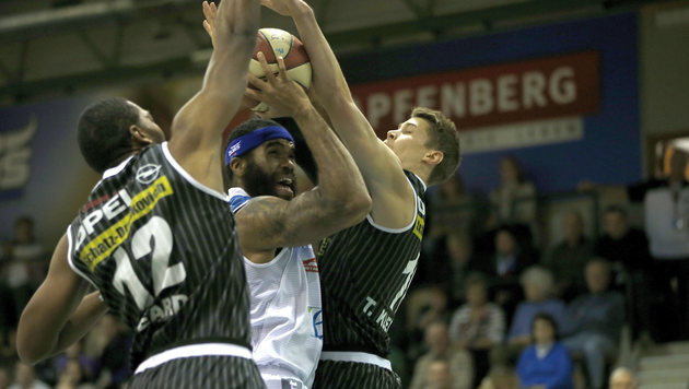 Cup Final Four in Schwechat ohne klaren Favoriten (Bild: GEPA)