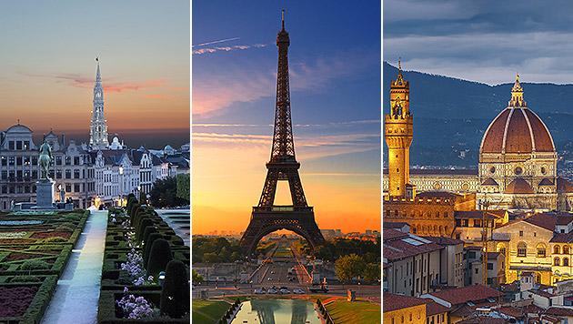 Die schönsten Städte für City-Trips im Frühling (Bild: thinkstockphotos.de)