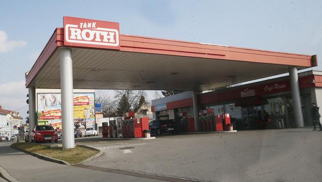 Graz: Angestellte erfand Überfall auf Tankstelle (Bild: Sepp Pail)