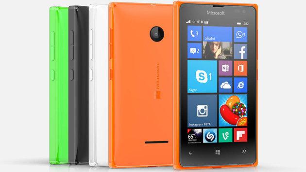 Microsofts Einsteiger-Handy Lumia 532 im Test (Bild: Microsoft)