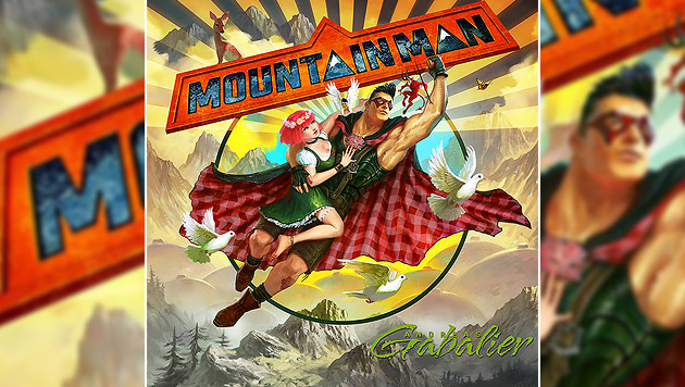 "Aufregung um Gabaliers ""Mountain Man""-CD-Cover (Bild: facebook.com)"