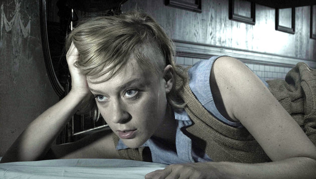 "Chloë Sevigny  in einer Szene aus ""American Horror Story"" (Bild: Viennareport)"