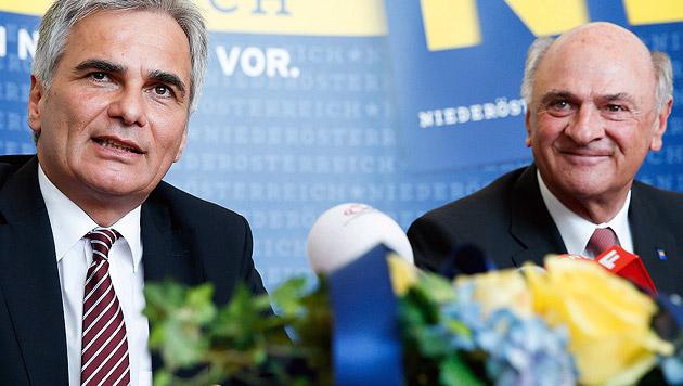 Regierung vor Finanzpoker mit den Bundesländern (Bild: APA/Andy Wenzel/BKA)