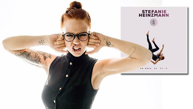 """Stefanie Heinzmann: """"Ich mag mich so, wie ich bin"""" (Bild: Universal Music)"""
