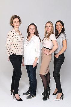 Adina Vetter, Gerti Drassl, Nina Proll und Maria Köstlinger (Bild: Viennareport)