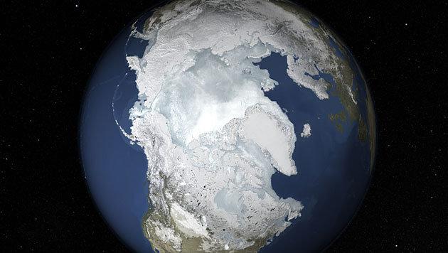 arktis wintereis ausdehnung gering wie nie zuvor zu. Black Bedroom Furniture Sets. Home Design Ideas