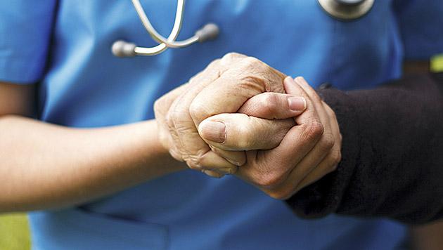 Wir laufen für: Die Parkinson Selbsthilfe (Bild: thinkstockphotos.de)
