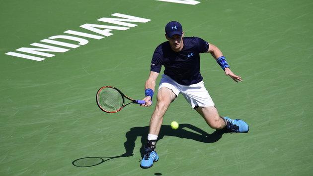 "Gigantenduell: Murray im Halbfinale gegen ""Djoker"" (Bild: APA/EPA)"