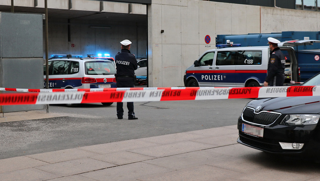 Salzburg: Zwei Schwerverletzte bei Messerstecherei (Bild: APA/FMT-PICTURES)