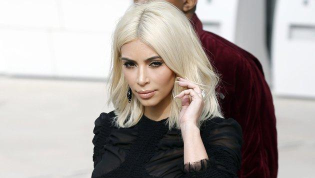 Kim Kardashian (Bild: AP)