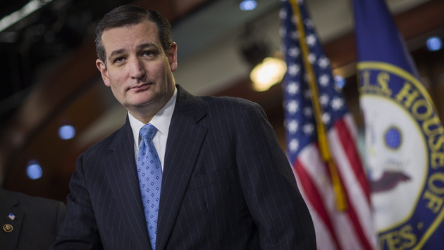 Ted Cruz (Bild: APA/EPA/JIM LO SCALZO)